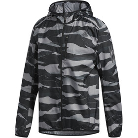 adidas Own The Run Jacket Herren grey three/black/gresix